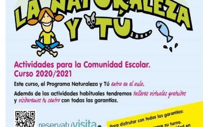 La Oferta Educativa incorpora un nuevo programa de Educación Ambiental financiado por la Junta de Andalucía