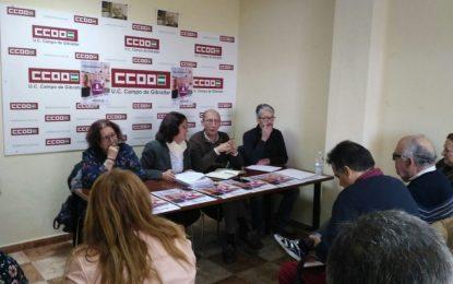 CCOO celebra mañana su XII Congreso en una apuesta por el desarrollo del Campo de Gibraltar