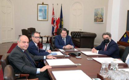 El Grupo Municipal Socialista de La Línea felicita a Rodríguez Limones por las reuniones desarrolladas en la comarca