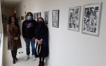 El Museo Cruz Herrera se abre a los cómics con la exposición de ilustraciones realizadas por Nacho Gavira, 'Imaginario'