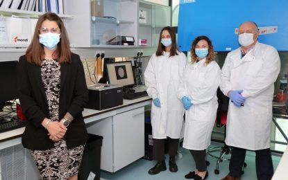 Gibraltar establece un laboratorio para secuenciar el genoma del virus SARS-CoV-2, causante del Covid-19