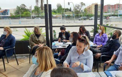 La concejal de Empleo apoya la celebración en la ciudad de un evento nacional de mujeres empresarias