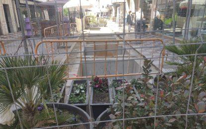 Esta semana se iniciarán los trabajos de colocación de contenedores soterrados en la calle Isabel La Católica