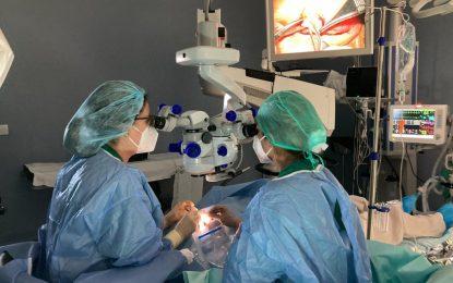 El Hospital de La Línea acoge una jornada de innovación quirúrgica con la colaboración del Hospital Virgen Macarena de Sevilla