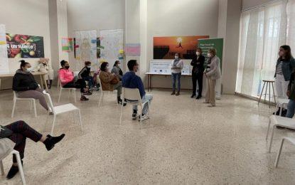 Clausurados  los talleres prelaborales del Plan Local de Intervención en Zonas Desfavorecidas realizados por la Coordinadora Despierta