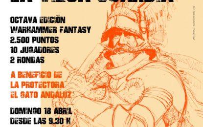 El próximo domingo, torneo de Warhammer en la Casa de la Juventud incluido en la programación de Juventud para el mes de abril