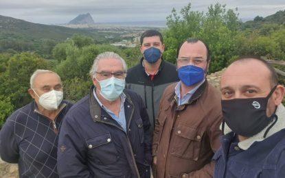 Ciudadanos La Línea muestra su rechazo a la construcción de la subestación en Los Portichuelos y al paso del cable hacia Ceuta