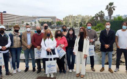 Agentes de viajes andaluces conocen los atractivos turísticos de La Línea en una jornada promovida por la Junta de Andalucía