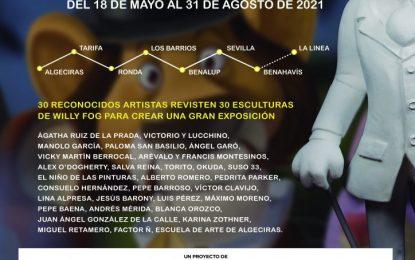 El Museo Cruz Herrera inaugurará la exposición  'La vuelta de Willy Fog' para conmemorar el Día Internacional de los Museos