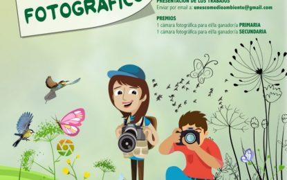 El concejal de Educación anima a los estudiantes de Primaria y Secundaria a participar en el concurso de fotografía organizado por el Centro Unesco Campo de Gibraltar