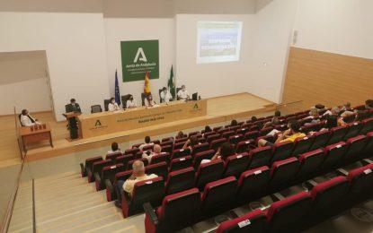 El Hospital de La Línea ha acogido hoy el acto de graduación de las promociones de especialistas internos residentes