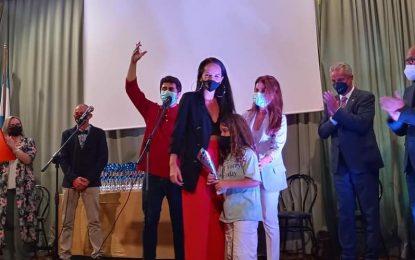 """Atanet y Valle Lima asisten a la entrega de premios de la cuarta edición del Concurso de Baile """"Ciudad de La Línea"""""""