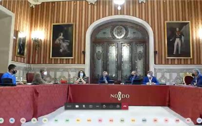 Zuleica Molina participó en un encuentro con la secretaria general de Vivienda de la Junta  para explicar a los ayuntamientos los proyectos en materia de rehabilitación y alquiler