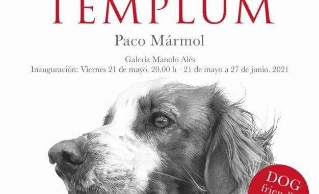 La Galería Manolo Alés se convertirá en un santuario de animales con la muestra de Paco Mármol, Templum