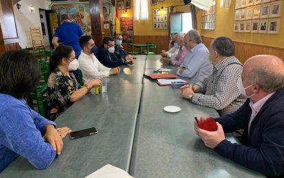 La Unión Deportiva y la Peña Flamenca continúan aunando esfuerzos para crear un Centro de Interpretación del Flamenco en el centro de La Línea