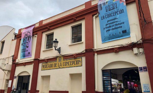 Abierto el plazo para solicitar ocupaciones temporales de puestos de venta en el bulevar ante el inicio de las obras del Mercado de La Concepción