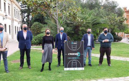 La Línea acogerá del 11 al 16 de mayo el Campeonato de Andalucía de Baloncesto Infantil Masculino