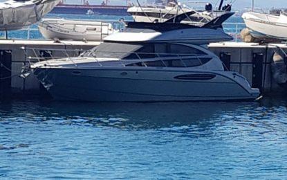 La Policía Real de Gibraltar detiene a padre e hija tras la confiscación de un yate de lujo