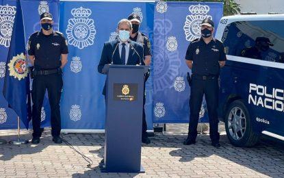 Ascienden a 21 personas detenidas por su presunta participación en los disturbios  en La Línea de la Concepción