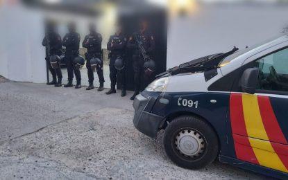 Importante operación policial tanto en la Bahía de Cádiz como en La Línea