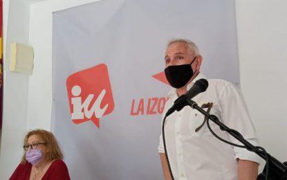 Izquierda Unida inaugura su nueva sede en La Línea