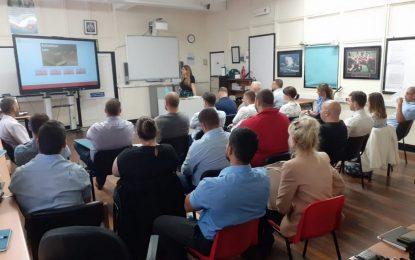 Efectivos de la Policía Real de Gibraltar y el Servicio de Aduanas realizan un curso sobre extradición para contribuir a la lucha contra la delincuencia internacional