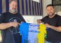 """El humorista Toni Rodríguez y ADEM-CG lanzan la Campaña Solidaria de la Camiseta """"Especial"""" 30-06-2021"""