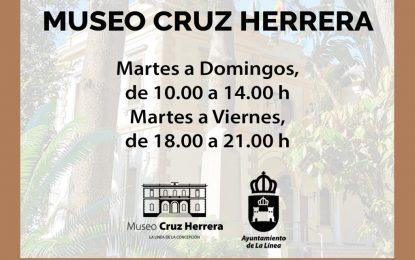 El Museo Cruz Herrera adopta su horario de verano
