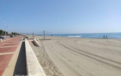Playas confirma que ya está a disposición de los usuarios la app sobre el estado del litoral