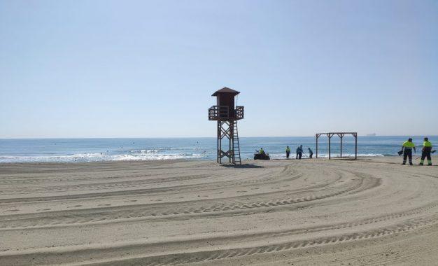 El Plan de Playas de 2021 incrementa las inversiones en servicios y equipamientos con respecto al año anterior