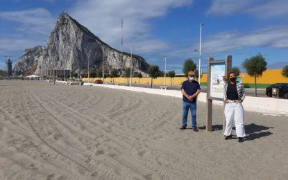 """El Ayuntamiento """"cierra"""" las playas, de once de la noche a siete de la mañana, en cumplimiento de la normativa covid"""