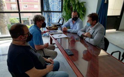 Ciudadanos respalda el proyecto del Centro Comercial Abierto de La Línea de la Concepción