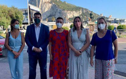 ATEDES se reúne con la diputada Gemma Araújo para mostrarle la preocupación actual de los Estudiantes y Deportistas Transfronterizos