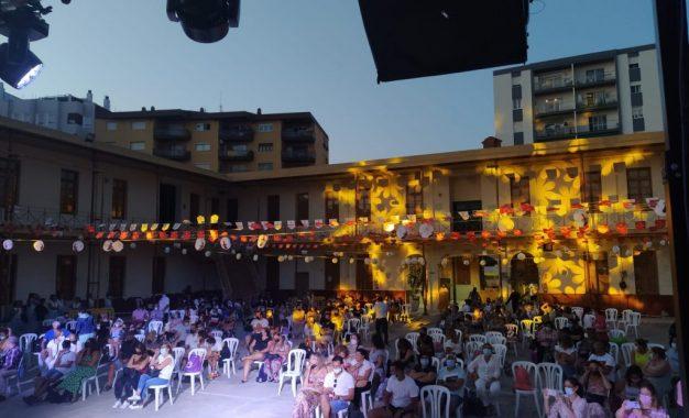 Salmalandia se apunta otro éxito con el Ciudad de La Línea de verano