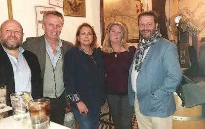 Ex concejales del PP, como Jaime Chacón y Juan Carlos Valenzuela crean el nuevo partido político Otra Línea es posible»