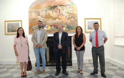 Las autoridades en materia cultural de Gibraltar y La Línea se reúnen para explorar formas de colaboración e intercambio entre ambas comunidades