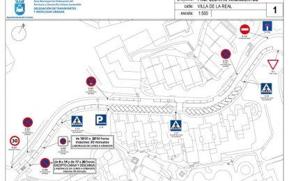 El Ayuntamiento modificará en breve la señalización horizontal  y vertical