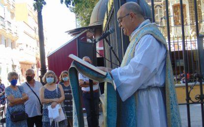 Emotiva Misa Rociera esta mañana en la Parroquia de la Inmaculada (con galería de fotos)
