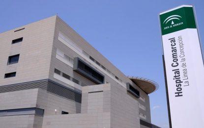Izquierda Unida y Podemos La Línea exigen a la Junta de Andalucía el incremento de profesionales sanitarios en el Hospital de La Línea ante la vergonzosa falta de personal que sufre, al tiempo que denuncian la clamorosa pasividad del alcalde Juan Franco ante este hecho