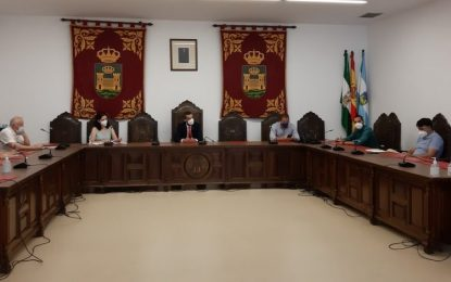 """La Junta de Gobierno aprueba convenios con la FEMP y el Ministerio del Interior y  la convocatoria de ayudas de """"La Línea revitaliza"""" enmarcada en la estrategia DUSI"""
