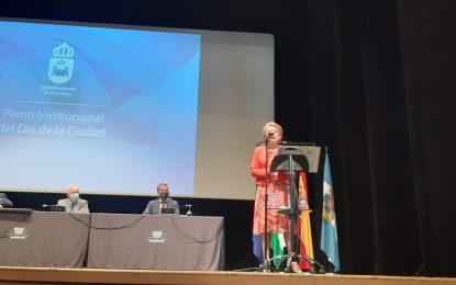 Tras el pleno institucional se han entregado los Honores y Distinciones 2021