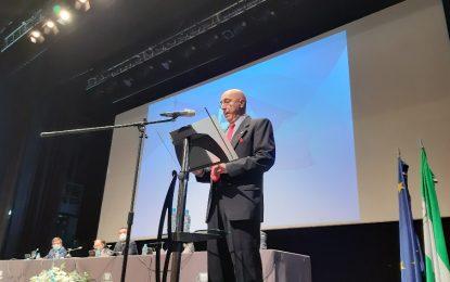 Pepe Torres revaloriza las señas de identidad de La Línea en su pregón por el 151 aniversario de la ciudad