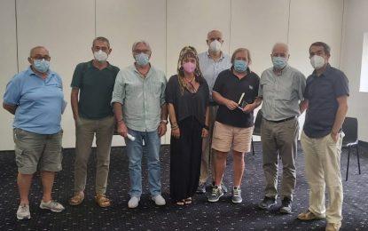 El equipo de gobierno traslada a Unidad por La Línea las conclusiones de la última reunión  con Red Eléctrica Española sobre el proyecto de la subestación