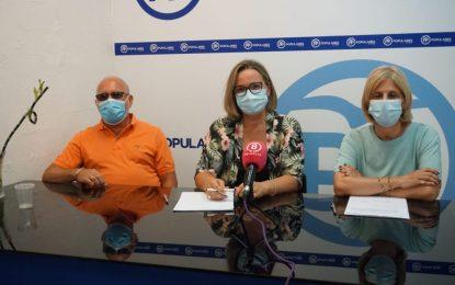 """El PP afirma que «el Gobierno de Sánchez niega la creación de una UPR en La Línea"""" y atrasa tres años el inicio de las obras de la Comisaría"""
