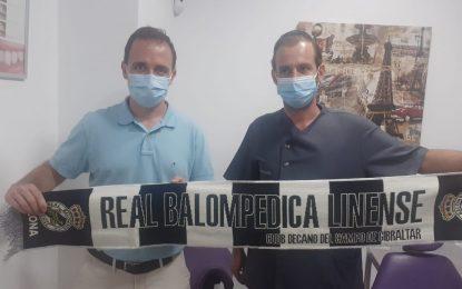 Clínicas Espinel firma un año más su acuerdo de colaboración con la Balona