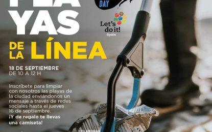 El próximo 18 de septiembre, La Línea se suma a la celebración del Día Mundial de la Limpieza (World cleanup day)
