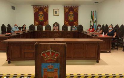 La secretaria provincial de CCOO se reúne con el alcalde de La Línea