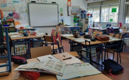 La primera sesión del Consejo Escolar Municipal aborda la firma de un nuevo contrato de apoyo a la limpieza de colegios en horas lectivas