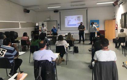 La Casa de la Juventud alberga un curso sobre logística dirigido a micropymes