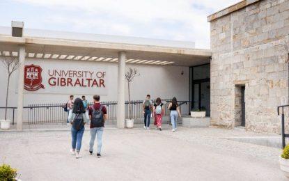 La Universidad de Gibraltar, a pesar de la pandemia, aumenta las matriculaciones en un 63% respecto al curso pasado